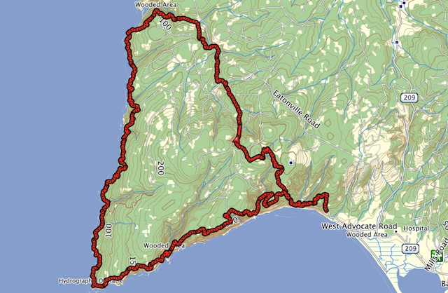 Cape Chignecto Loop