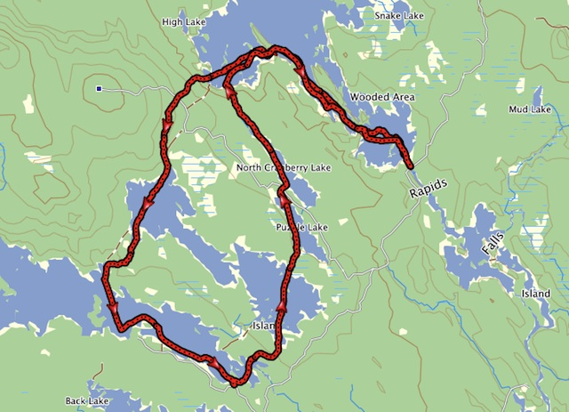 Kejimkujik Paddle & Portage Trip