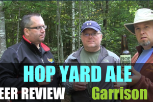 Garrison Brewing Hop Yard Ale