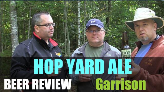 Garrison Brewing Hop Yard Ale