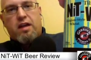 Garrison Brewing Nit-Wit