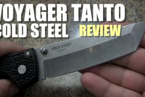 Cold Steel Voyager