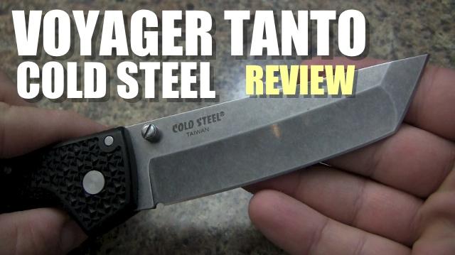 Cold Steel Voyager