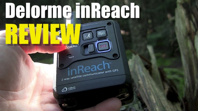 Delorme inReach Review