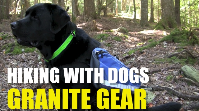 Granite Gear Alpha Dog Hiking Pack