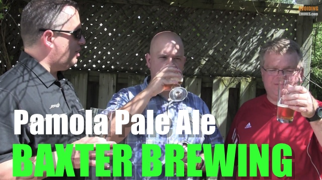 Baxter Brewing – Pamola Xtra Pale Ale