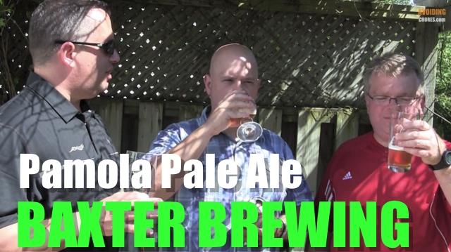 Baxter Brewing – Pamola Xtra Pale Ale