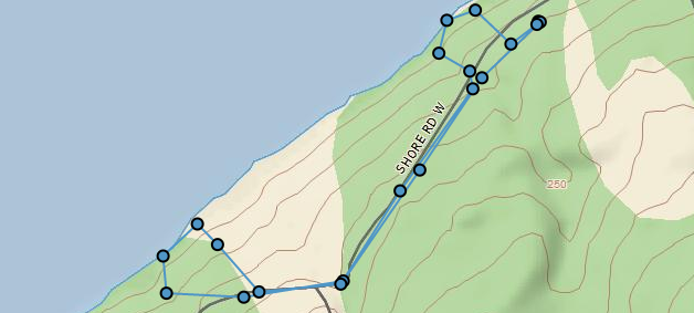 Delaps Cove
