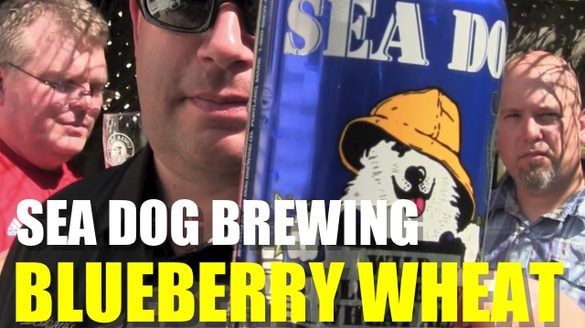 Sea Dog Brewing – Wild Blueberry Wheat
