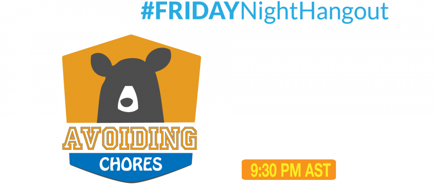 #FridayNightHangout – July 11 2014