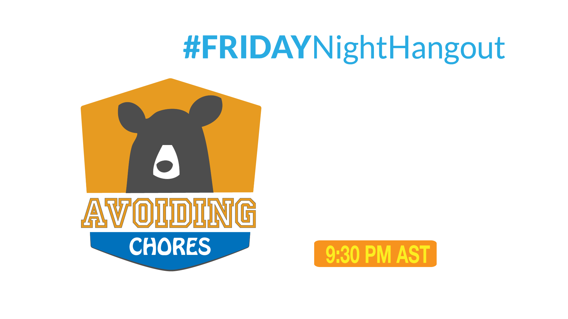 #FridayNighthangout – June 27 2014