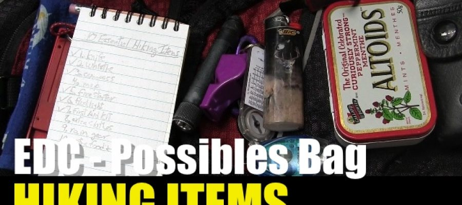 10 Essential Hiking Items