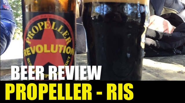 Propeller Brewing – Revolution RIS