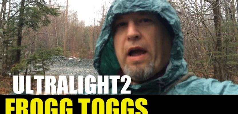 f2343c424cb9b Frogg Toggs - Ultralight2 Rainsuit Product Review