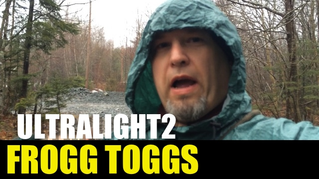 Frogg Toggs – Ultralight2 Rainsuit Product Review