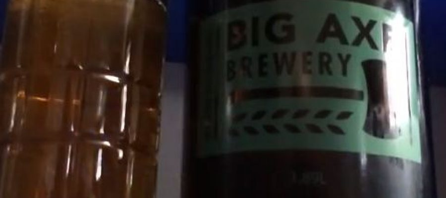 Big Axe – Chanterelle Cream Ale Beer Review