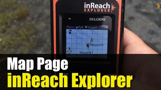 DeLorme inReach Explorer – Keep Track GPS