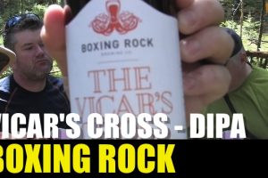 Boxing Rock – The Vicar's Cross DIPA