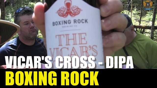 Boxing Rock – The Vicar's Cross DIPA