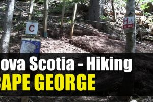 Cape George Hiking Trails