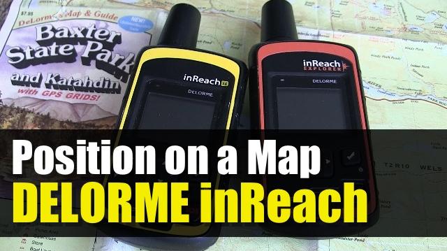Plot Coordinates on a Map With Garmin inReach Explorer