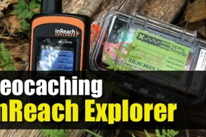 Garmin inReach Explorer – Geocaching