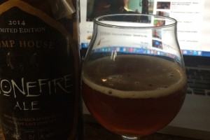 Pumphouse Brewery – Stonefire Ale LIVE