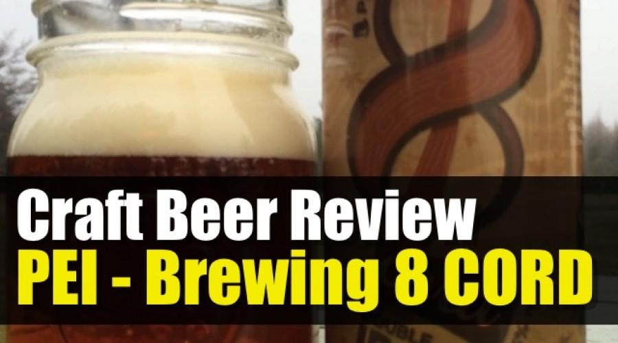 PEI Brewing – 8 Cord DIPA