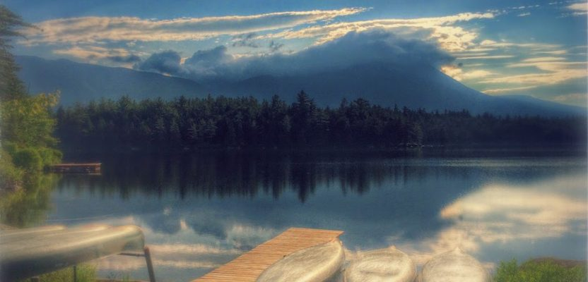 The Cabins At Daicey Pond in Baxter State Park