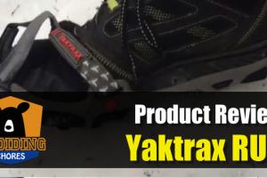 Yaktrax RUN – Product Review