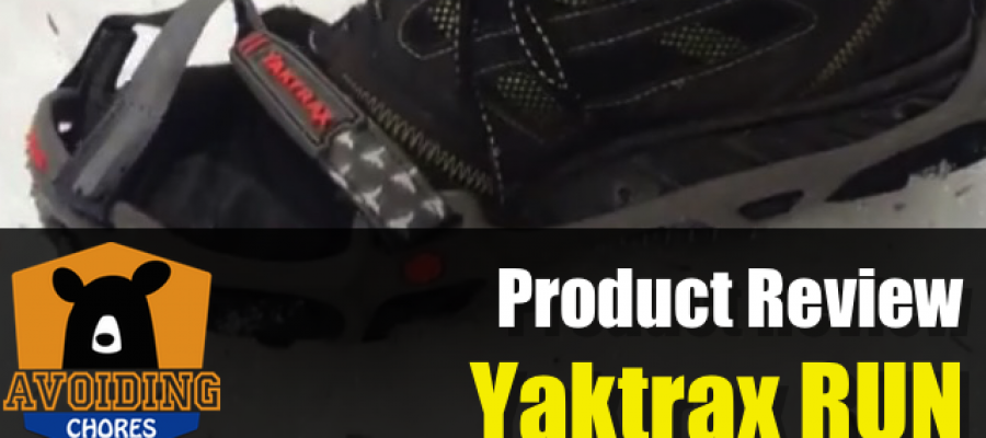 Yaktrax RUN – Product Review