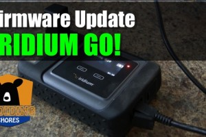 Iridium GO! – How to Update Firmware