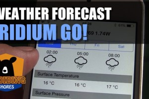 How To Get Weather Forecast Using Iridium GO!