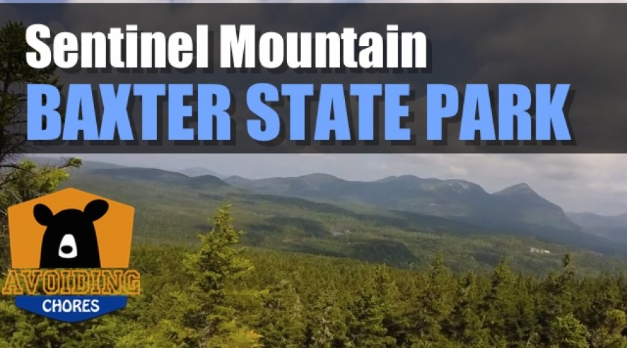 Sentinel Mountain – Baxter State Park