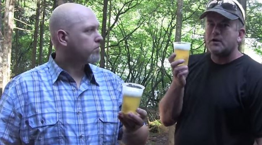 Allagash White – Craft Beer In The Woods