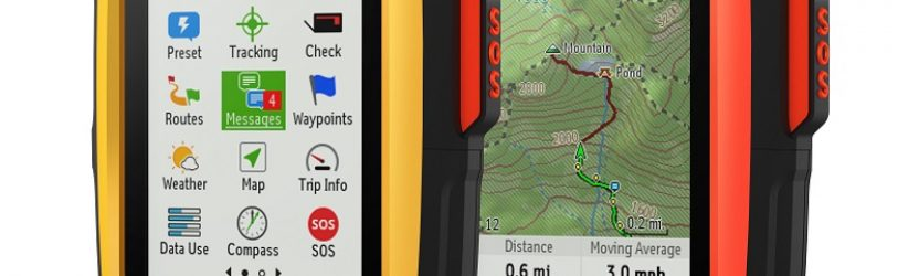 Activating Garmin inReach Explorer+ in Real-Time