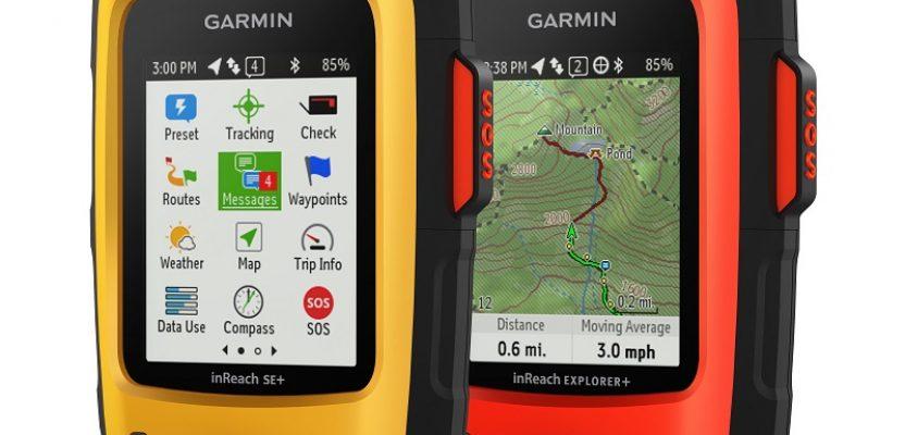 Activating Garmin inReach Explorer+ in Real-Time