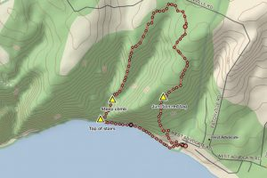 Cape Chignecto – Red Rocks & McGahey Canyon Trail