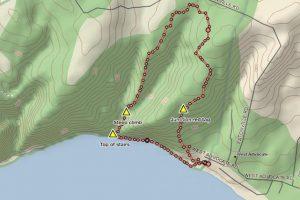 Cape Chignecto – Red Rocks & McGahey Canyon Trail
