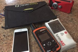 Emergency Communication Kit For Home Or Outdoors