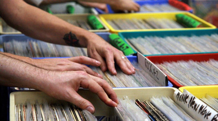 What's the deal with vinyl records?