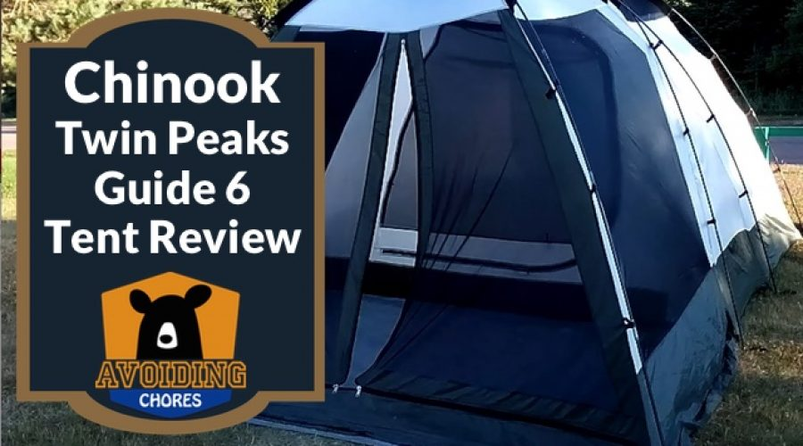 Chinook Twin Peaks Guide 6 Tent Review