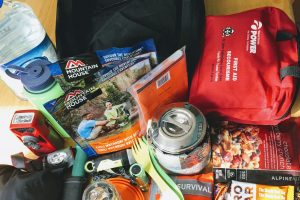 Preparing A Family Emergency Evacuation Kit