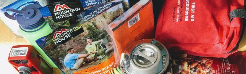 Preparing A Family Emergency Evacuation Kit