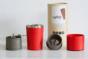 All-In-One Coffee Brewer Kit For Camping – Cafflano Klassic