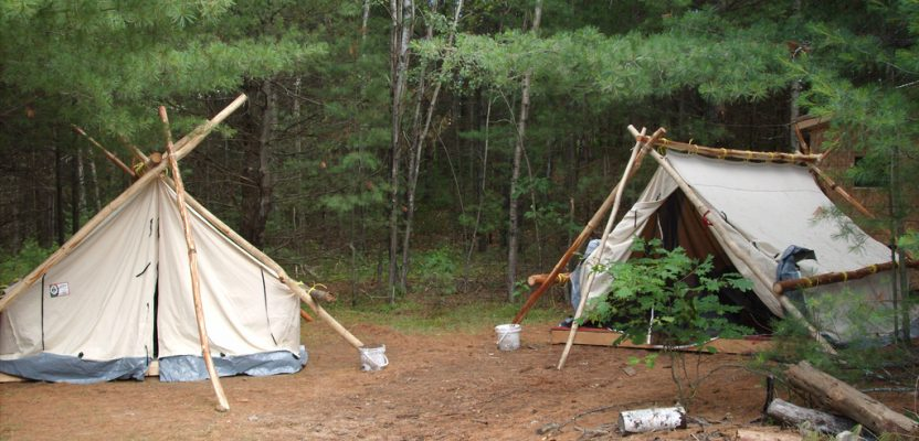 5 Tips to Keep Your Camping Gear Dry