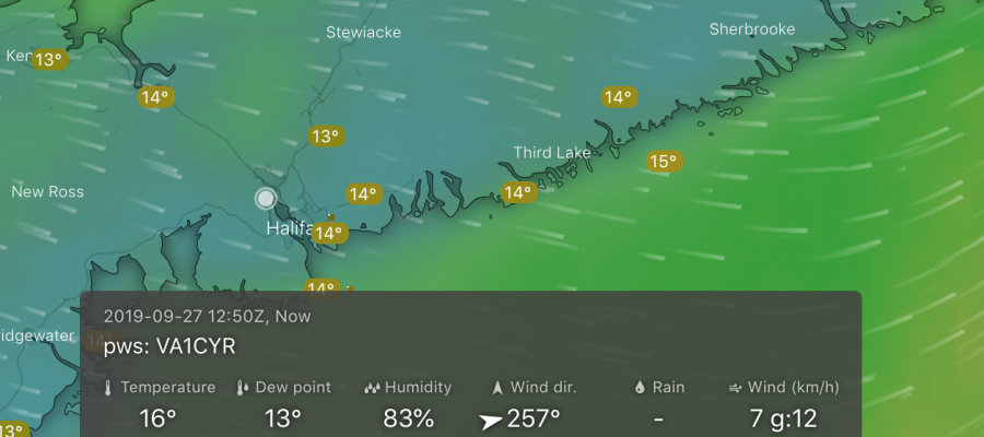 Setting Up A Personal Weather Station Using AcuRite, Raspberry Pi And Windy