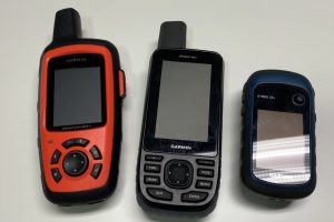 Garmin Handheld Pre-loaded Maps Options