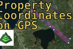 How To Add Property Boundaries On Your Garmin GPS